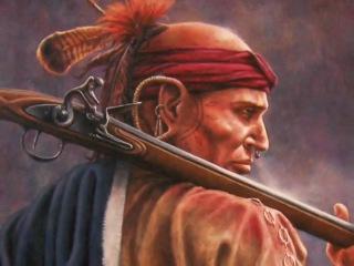The native american paintings of dan nance / индейцы, художник дэн нанс