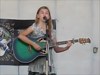 """Makayla Lynn """"Dixie Chicks Travellin Soldier"""" (cover)"""