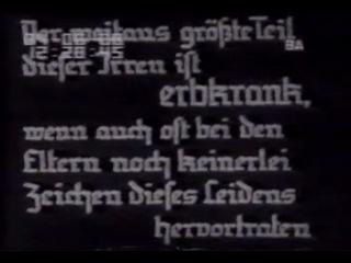1937 - Rassenpolitisches Amt der NSDAP - Alles Leben ist Kampf (25m 11s, Stummfilm)