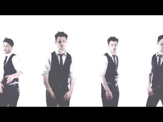 'Boyfriend' Acapella Cover Matthias Harris vs Justin Bieber