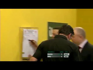 Jamie Caven vs Justin Pipe (Players Championship Finals 2013 / Round 2)