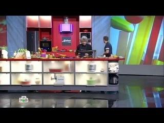 Кулинарный поединок Музыкант Симон Осиашвили vs шеф повар Николай Шестухин