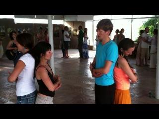 Кваманга. танцы с анантайей. kirie eleison.