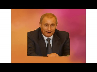 Именное видеопоздравление от президента!