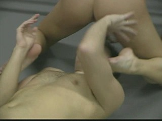sexiest nude mixed wrestling and sex video
