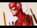 Drawing The Flash Desenhando o Flash