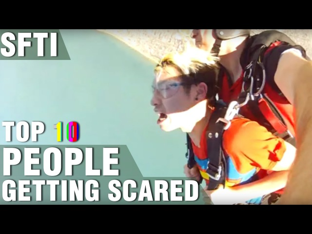 Top 10 People Getting Scared | SFTI (Sorry For The Interruption) | ComedyOne