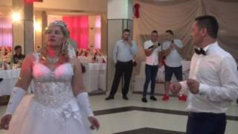 Cristi Nuca si Ionica Minune live la Milano la Alin de la salcuta
