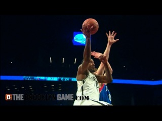 Andray Blatche Shows off his skill set.
