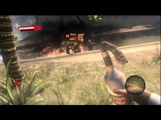 Dead Island: Gesundheit!, Light My Fire, Oh, No You Don't