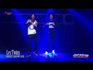 LES TWINS | JAPAN DANCE DELIGHT 2012