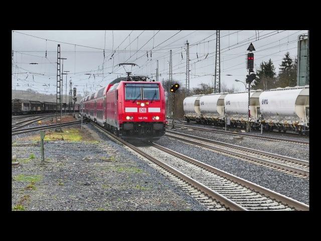 Update zu den Bauarbeiten im Bahnhof Wabern in Nordhessen...........