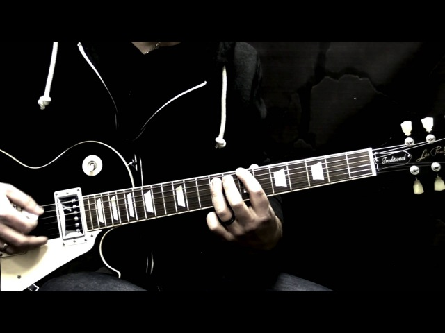 Black Sabbath Iron Man Guitar Cover with Solos