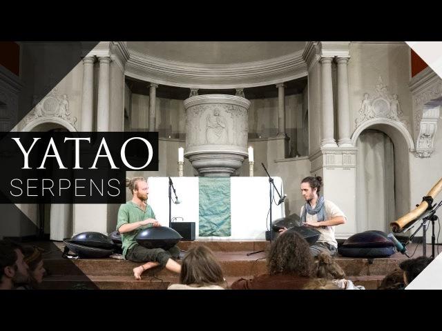 Yatao Serpens Live Handpan Concert