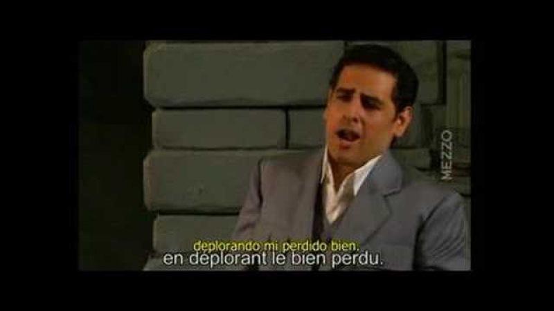 Don Pasquale - Juan Diego Flórez - Povero Ernesto