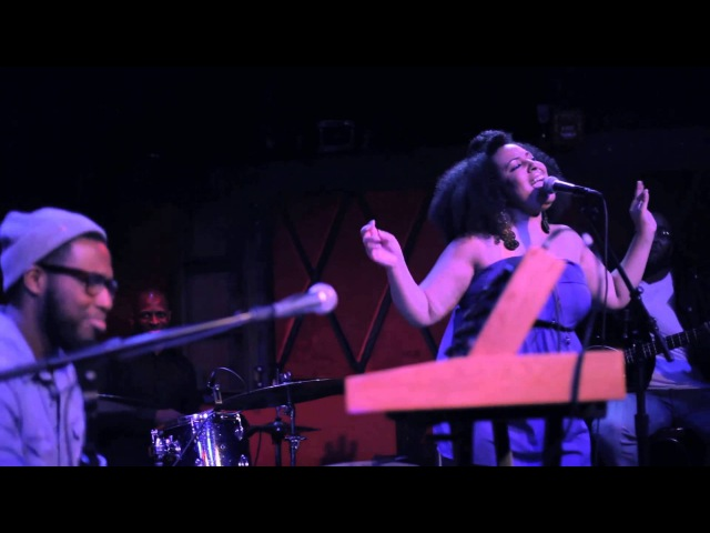 Cory Henry Plays Gnarles Barkley's Crazy feat. Chantae Cann