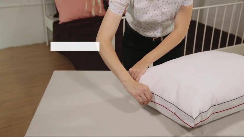 Коллекция подушек и одеял DuoClim