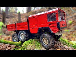 RC Trucks OFF Road Trail Adventure Man Kat1 6x6  The Beast RC4WD  RC Extreme Pictures