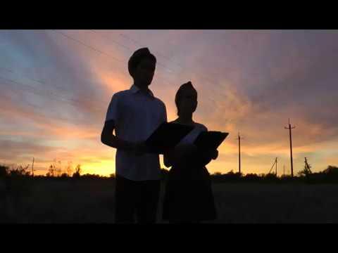 Патриотический проект Рассвет в Россошках 2016 год