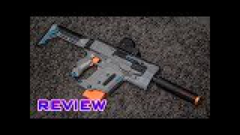 MOD Nerf Stryfe Modification KRISS Vector Cosmetic Kit