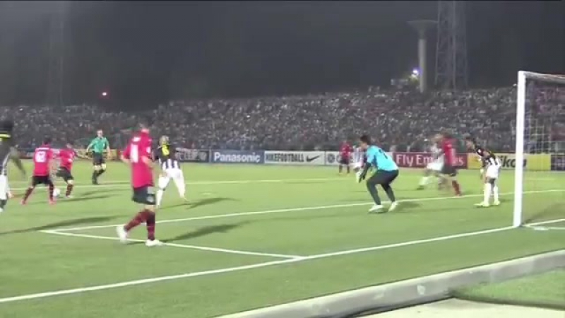 QF Istiklol vs Pahang AFC Cup 2015