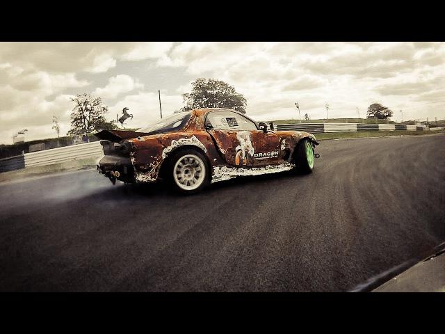 [Kyouto Drift] - Togethia - RX7 Drifting Chase Cam