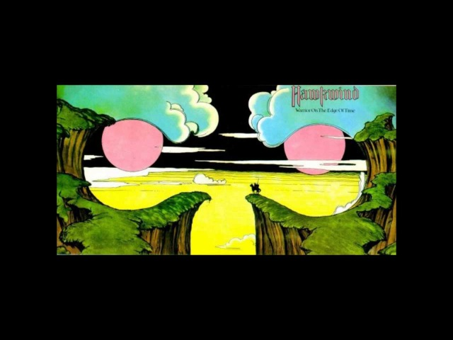 Hawkwind Assault and Battery The Golden Void Stereo mix
