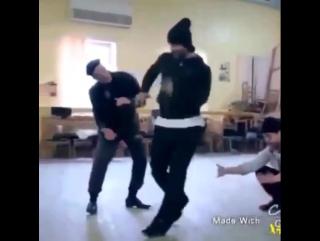 четки танец