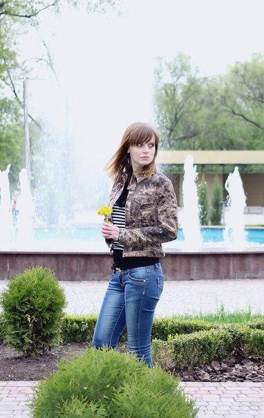Таня Кирильченко, Кривой Рог, Украина