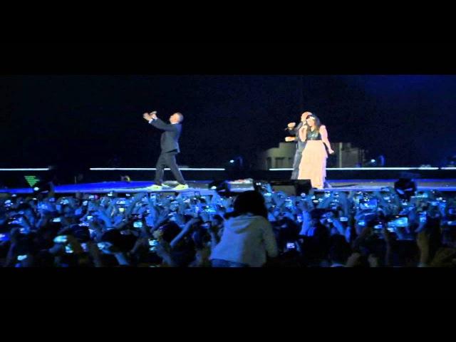 Tra te e il Mare Antonacci feat Pausini e Ramazzotti HD