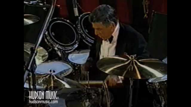 Louie Bellson Drum Solo