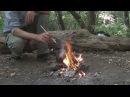Трут из трутовика (Часть 2) - Варим грибок (Bracket fungus)