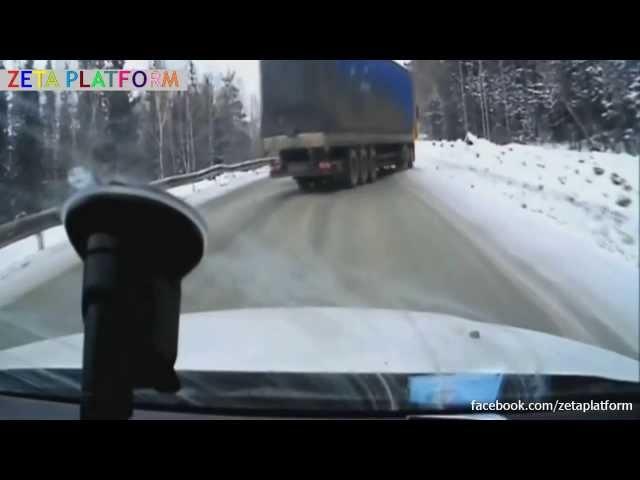 Rusyada Usta şoför böyle belli olur zetaplatform