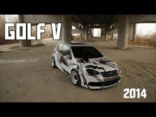 VW Golf V Camo