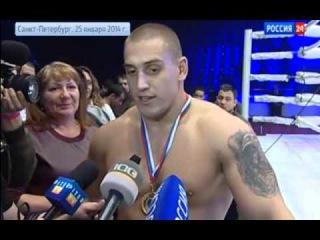 Украинский тяжеловес отправил Емельяненко в нокаут за сто секунд