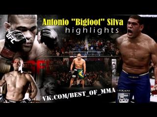 "Antonio ""bigfoot"" silva highlights"