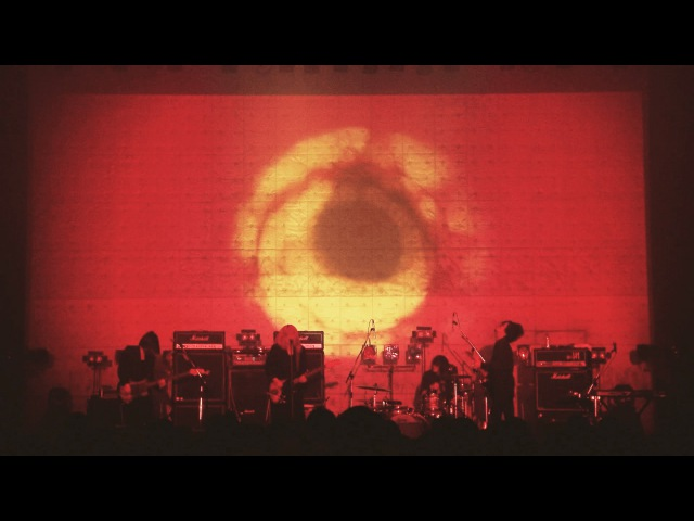 ▲THE NOVEMBERS 「鉄の夢」 from 1st DVD TOUR Romancé LIVE AT STUDIO COAST▲