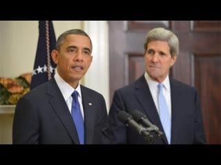 ВО ДАЁТ! Лавров - Керри попросил не обращать внимания на заявления  Барака Обамы ! СМОТРЕТЬ 2014