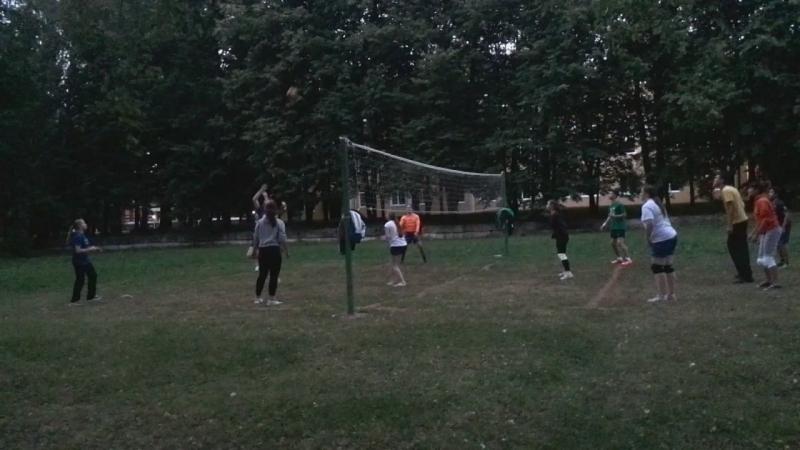 ЭМШ волейбол Красновидово лш15