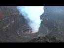 Вулкан Ньирагонго в ДР Конго апрель' 2015