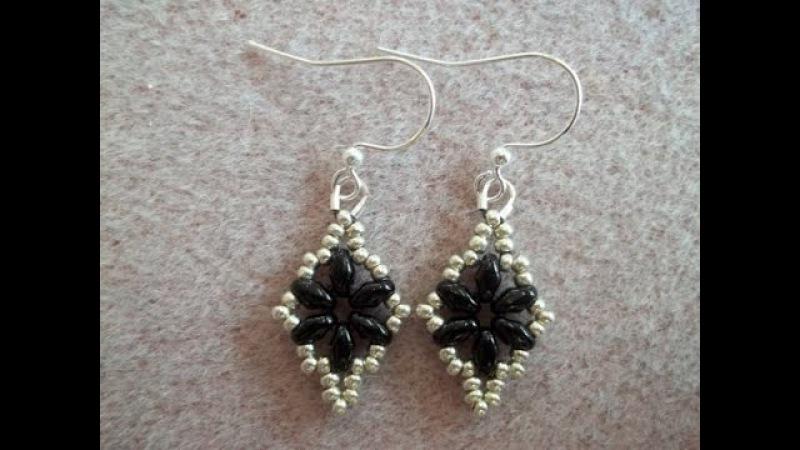 Dazzling Duo earrings