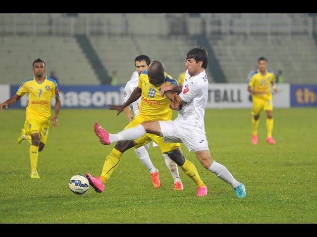 Pahang vs FC IstikLOL 3 1 Highlight AFC CUP 16 09 2015