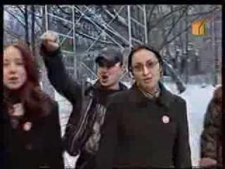 Молодой Сергей Удальцов с волосами, с небритой головой редкое видео. К истокам Пора менять образ