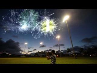 Homemade Fireworks - Great balls of fire | DEVINSUPERTRAMP