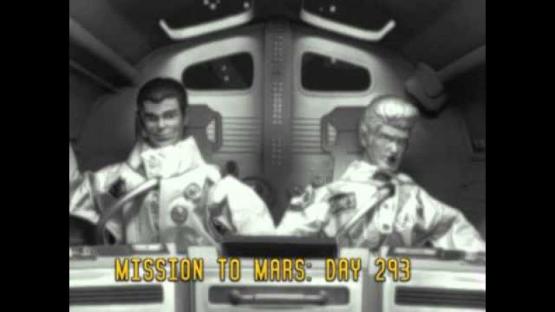 Робоцып полет на Марс День 293