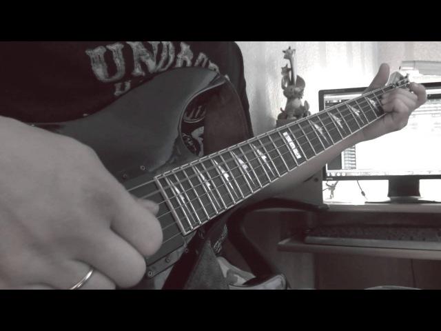 Twin Peaks Guitar Cover