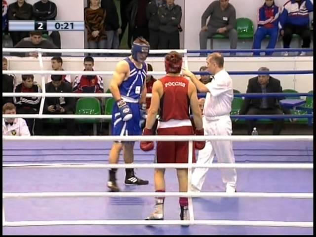 2006 Чемпионат России Роман Романчук Рахим Чахкиев