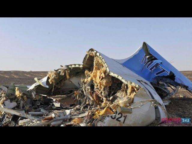 Репортаж с места событий - крушение самолета Аirbus 321 в Египте! Новости России Сегодня 02.11.2015