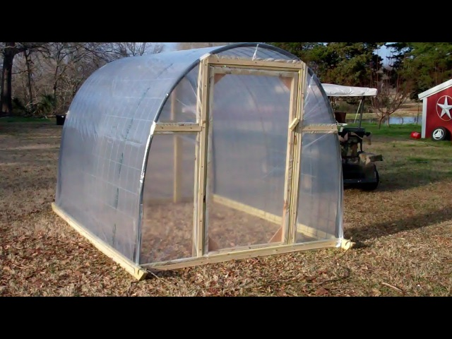 🌞Cattle Panel Greenhouse🌱For About 150 DOLLARS  🌻 DIY