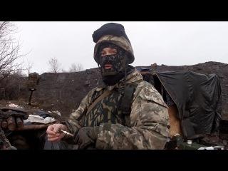 Командир ДНР позывной Ольхон о себе 06 02 Донецк War in Ukraine